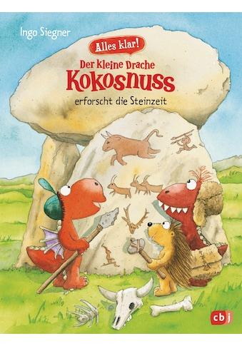 Buch »Alles klar! Der kleine Drache Kokosnuss erforscht die Steinzeit / Ingo Siegner« kaufen