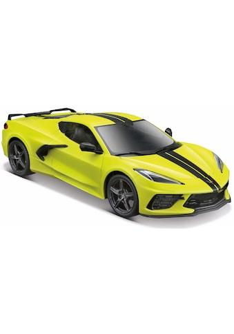 Maisto® Sammlerauto »Chevrolet Corvette C8 Stingray Coupe ´20«, 1:24 kaufen