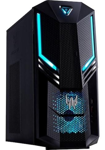 Acer »Predator Orion 3000 (PO3 - 600) DG.E1BEG.00K« Gaming - PC (Intel®, Core i5, GTX 1650, Luftkühlung) kaufen
