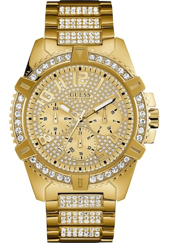 Guess Multifunktionsuhr »FRONTIER, W0799G2« kaufen