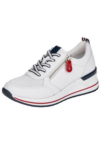Remonte Wedgesneaker, mit feiner Perforation kaufen