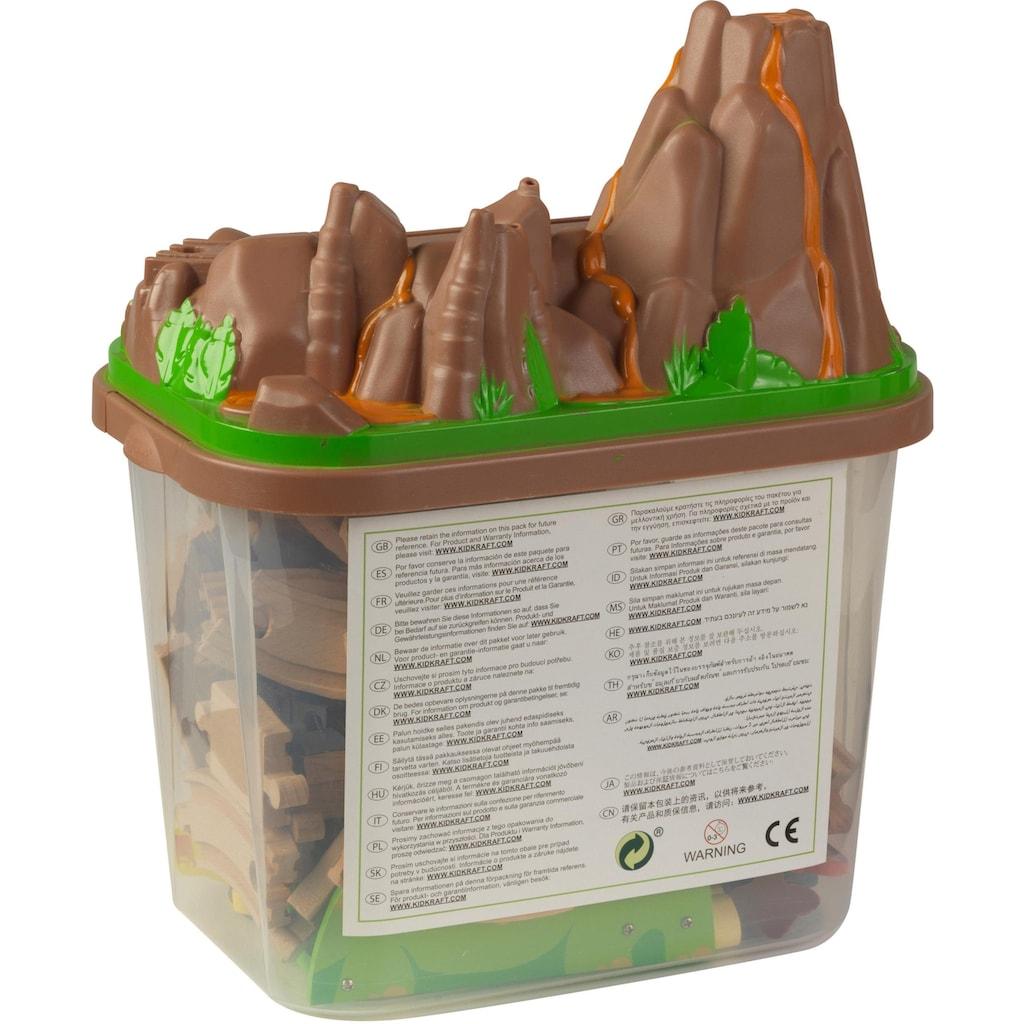 KidKraft® Spielzeug-Eisenbahn »Dinosuarier Eisenbahn-Set«