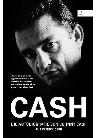 Buch »Cash - Die Autobiografie / Patrick Carr, Johnny Cash« kaufen
