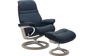Stressless® Relaxsessel »Sunrise«, mit Signature Base, Größe L, Gestell Whitewash kaufen