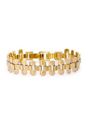 Pippa & Jean Armband »PJ404«, (1 tlg.), gelbvergoldet kaufen
