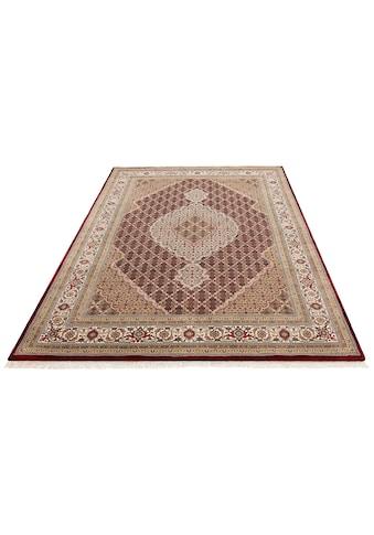 Orientteppich, »Irrfan«, DELAVITA, rechteckig, Höhe 12 mm, manuell geknüpft kaufen