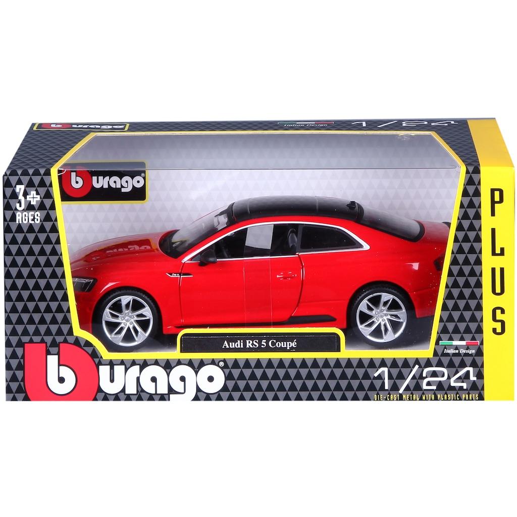 Bburago Sammlerauto »Audi RS5 Coupe (2019)«, 1:24