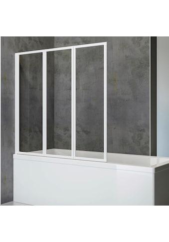 Schulte Badewannenaufsatz »Komfort«, BxH: 127 x 120 cm, zum Kleben oder Bohren kaufen