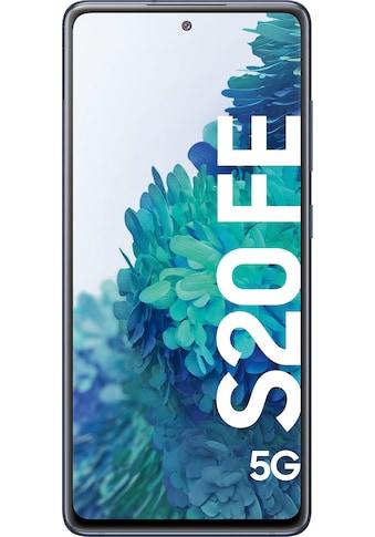 """Samsung Smartphone »Galaxy S20 FE 5G«, (16,4 cm/6,5 """" 128 GB Speicherplatz, 12 MP Kamera) kaufen"""