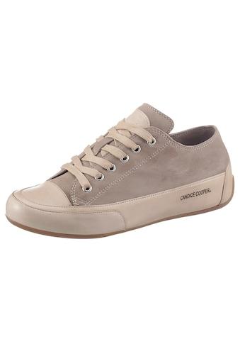 Candice Cooper Sneaker »ROCK«, mit Logoschriftzug in der Laufsohle kaufen
