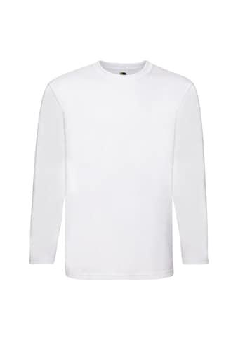 Fruit of the Loom T-Shirt »Herren Super Premium Langarm« kaufen