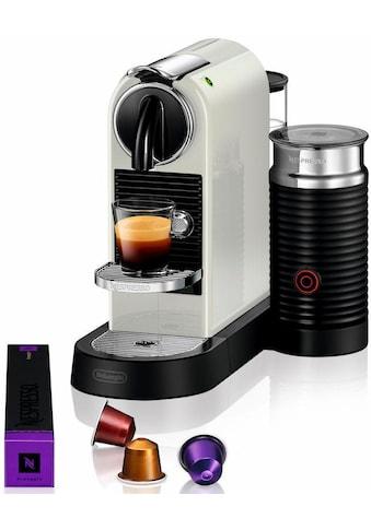 Nespresso Kapselmaschine NESPRESSO CITIZ EN 267.WAE kaufen