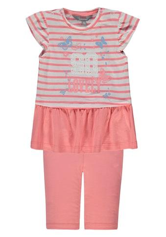 Kanz Set: Kleid mit Flügelarm + Leggings 2tlg kaufen