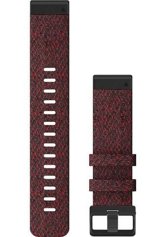Garmin Ersatz - /Wechselarmband »Ersatzarmband QuickFit 22 mm Nylon« kaufen