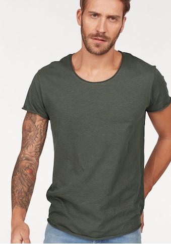 Jack & Jones T - Shirt »JJEBAS TEE U - NECK NOOS« kaufen