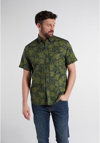 Eterna Leinenhemd »REGULAR FIT«, Kurzarm kaufen
