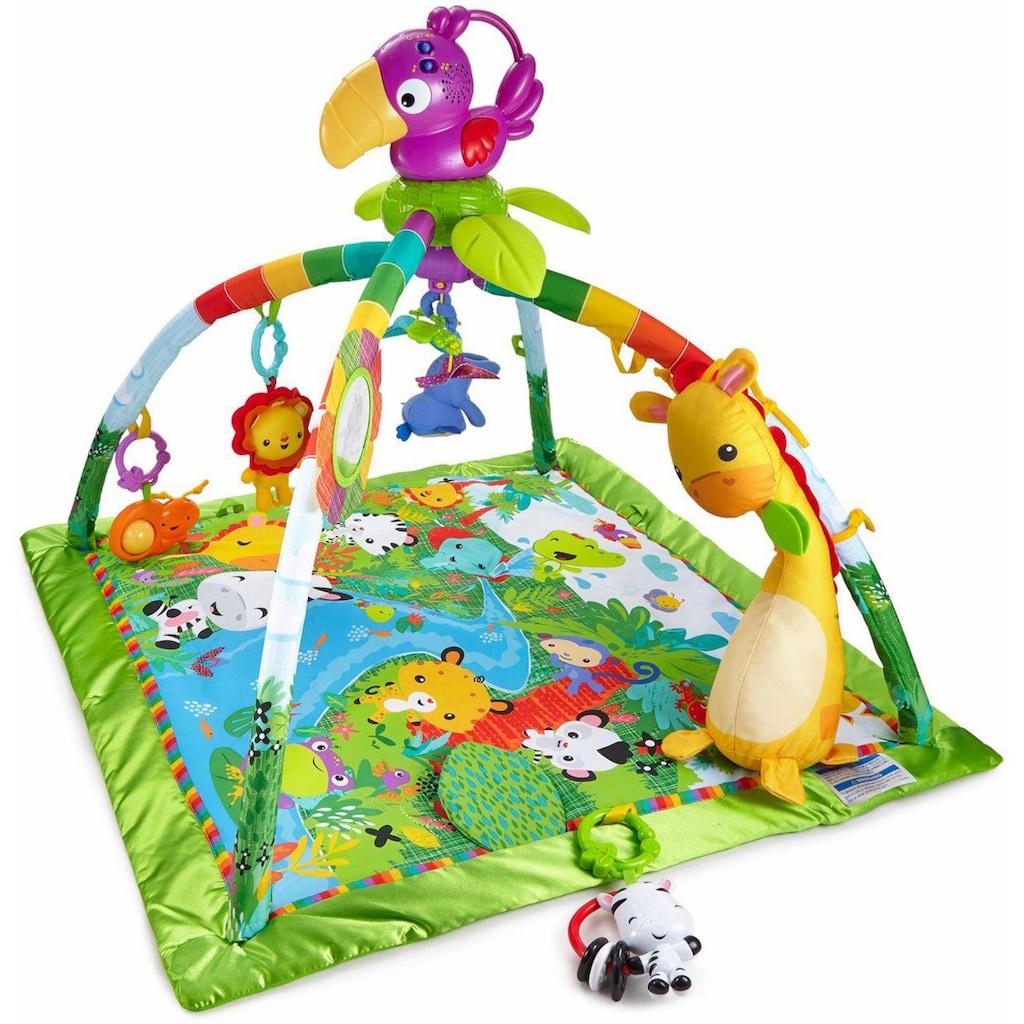 Fisher-Price® Spielbogen »Rainforest Erlebnisdecke«