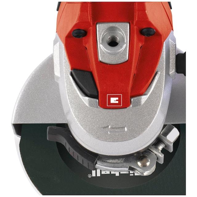 EINHELL Winkelschleifer »TE-AG 125/750«, 125 mm, 750 W, ohne Trennscheibe