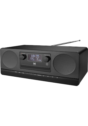 Dual »DAB 420 BT« Kompaktanlage (Digitalradio (DAB+),UKW mit RDS, 10 Watt) kaufen