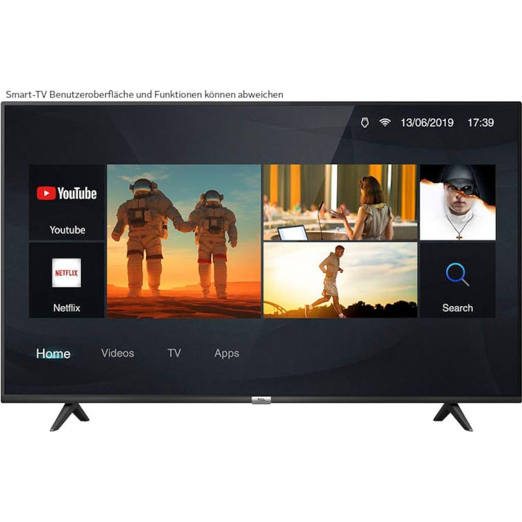 "TCL LED-Fernseher »43P611X1«, 108 cm/43 "", 4K Ultra HD, Smart-TV"