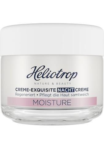 HELIOTROP Nachtcreme »Moisture Creme-Exquisite« kaufen