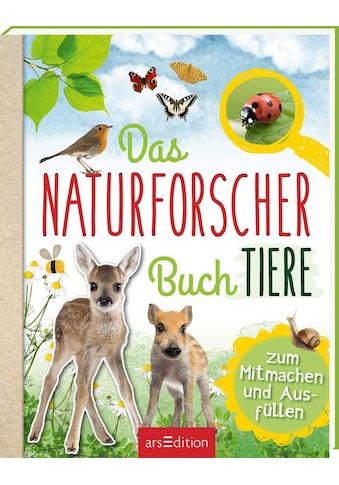 Buch »Das Naturforscher-Buch Tiere / Eva Eich« kaufen