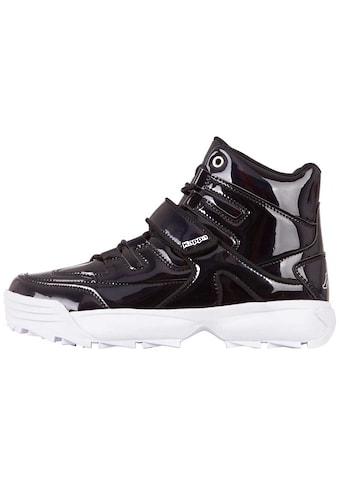 Kappa Sneaker »TEGNO HI GC«, in aktuellem 90er Jahre Design<br /> kaufen