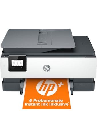 HP WLAN-Drucker »OfficeJet 8012e AiO A4 color 18ppm« kaufen