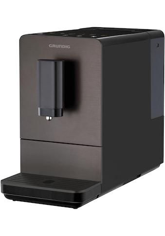 Grundig Kaffeevollautomat KVA 4830, 1,5l Tank, Kegelmahlwerk kaufen