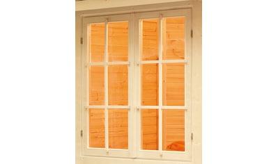 WOLFF FINNHAUS Zusatzdoppelfenster »Palma« kaufen