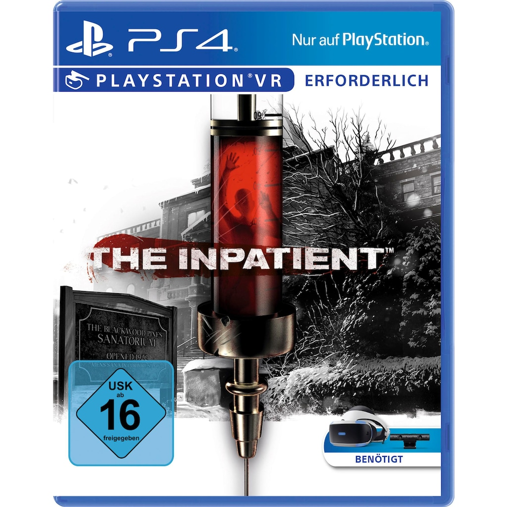 PlayStation 4 Spiel »The Inpatient«, PlayStation 4