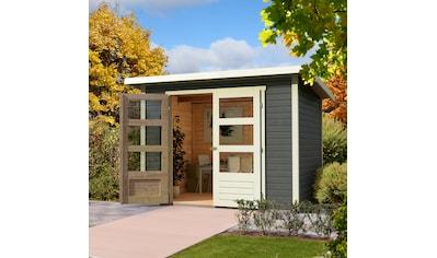 WOODFeeling Gartenhaus »Stockach 4« kaufen