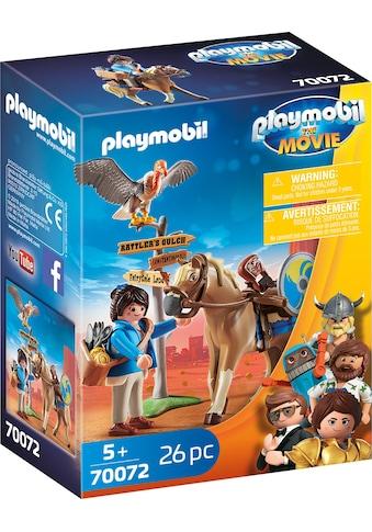 "Playmobil® Konstruktions - Spielset ""Marla mit Pferd (70072), THE MOVIE"", Kunststoff, (26 - tlg.) kaufen"