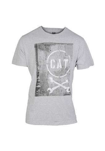 CATERPILLAR T-Shirt »Herren Media Kurzarm« kaufen