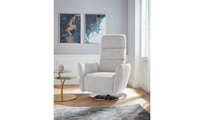 Leonique Relaxsessel »Delano«, in 3 Größen S-M-L, mit Vario-Kopfteilverstellung,... kaufen