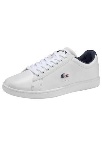 Lacoste Sneaker »CARNABY EVO TRI 1 SFA« kaufen