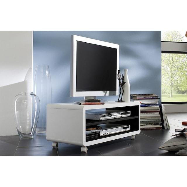 MCA furniture Lowboard »Jeff 7«, Für TV bis 77 Zoll max. 30 Kg