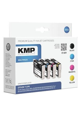 KMP Tintenpatronen-Set ersetzt Epson kaufen
