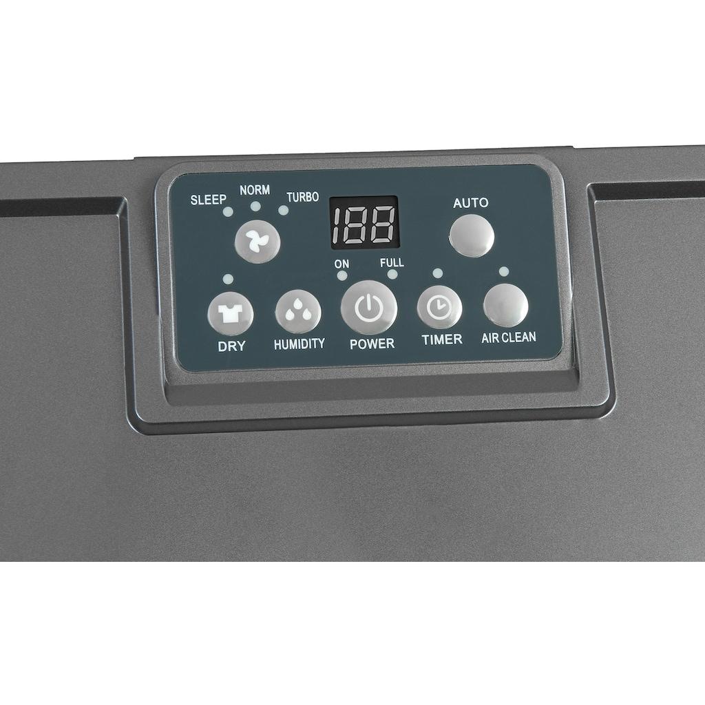 exquisit Luftentfeuchter »LE 60933 we«, für 20 m³ Räume, Entfeuchtung 9 l/Tag, Tank 5 l