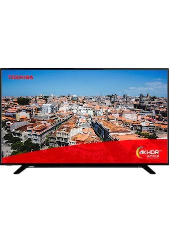 Toshiba 58U2963DG LED - Fernseher (146 cm / (58 Zoll), 4K Ultra HD, Smart - TV kaufen