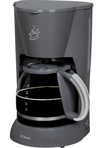 BOMANN Filterkaffeemaschine »KA 183 CB«, Papierfilter, 1x4 kaufen