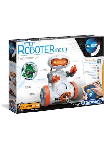 "Clementoni® Experimentierkasten ""Galileo  -  Mein Roboter MC5.0"" kaufen"