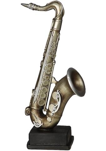 Ambiente Haus Dekofigur »Saxophon Figur L« kaufen