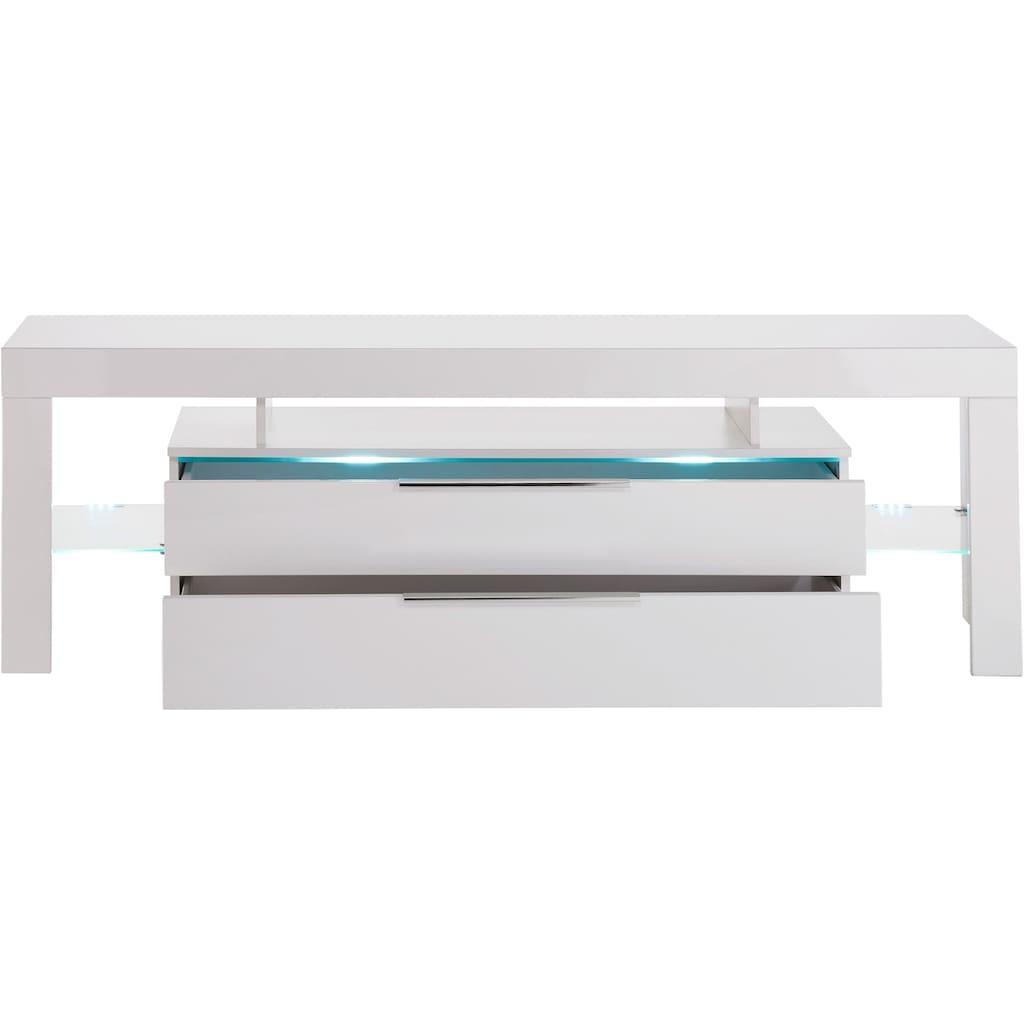 borchardt Möbel Lowboard, Breite 163 cm