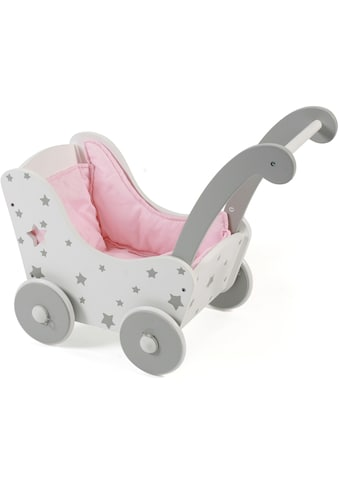 CHIC2000 Puppenwagen »Stars grau« kaufen