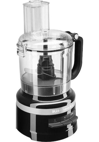 KitchenAid Zerkleinerer 1,7 - l - Food Processor 5KFP0719EBM, 250 Watt kaufen