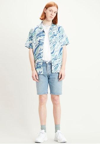 Levi's® Kurzarmhemd, in markanter Optik kaufen