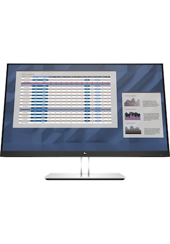 "HP LED-Monitor »E27 G4«, 68,6 cm/27 "", 1920 x 1080 px, Full HD, 5 ms Reaktionszeit, 60 Hz kaufen"