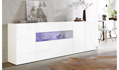 Tecnos Sideboard, Breite 220 cm, ohne Beleuchtung kaufen