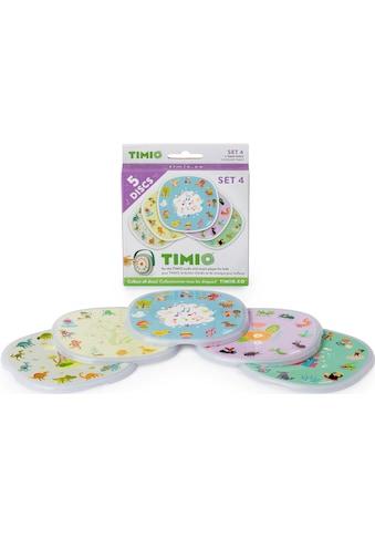 TIMIO Lernspielzeug »TIMIO Disc-Set 4«, magnetische Audio-Discs für den TIMIO Player kaufen